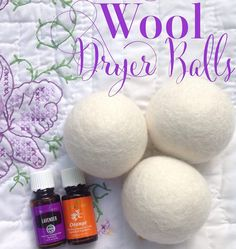Get rid of those dryer sheets with all the toxins and try this combo.