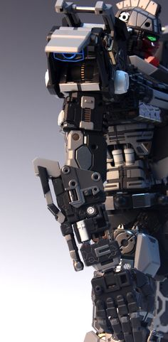 - Painted Build Modeled by RedBrick Strike Gundam, Frame Arms, Mechanical Design, Gundam Model, 30th Anniversary, Mobile Suit, Robots, Transformers, Modeling