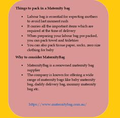 MaternityBag provides a wide range of Babies Hospital Bag products. Maternity Bags, Delivery Bag, Hospital Bag, Budgeting, Daddy, Meet, Range, Luxury, Classic