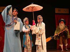 Kunqu Opera -the Legend of the White Snake