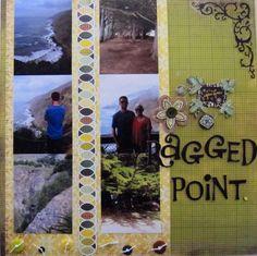 Ragged Point - Scrapbook.com