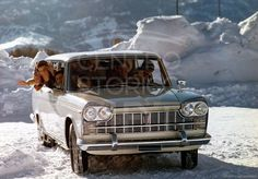 Fiat, Vintage Cars, Travel, Viajes, Destinations, Traveling, Trips, Classic Cars, Retro Cars