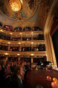 Belgrade National Theatre http://www.belgradian.com/culture/opera-and-classical-music/
