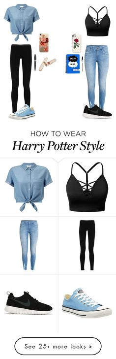 """Lizzy and Bell: Oh what never seen sisters before? Bug off mate"" by crystalrose-014 on Polyvore featuring NIKE, J.TOMSON, Casetify, Emilio Pucci, Miss Selfridge, Converse and Pineider"