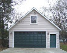 Best 18X20 Gable Garage Gable Garages Garage Car Garage 640 x 480