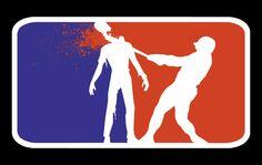 baseball, dead, funny, zombi, zombie