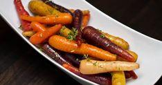 Vous vous régalerez de ces carottes glacées à la bière! Caroline Mc Cann vous suggère cette recette de légume d'accompagnement qui ne passera pas inaperçue. My Best Recipe, What You Eat, Carrots, Sausage, I Am Awesome, Good Food, Vegetables, Cooking, Food La