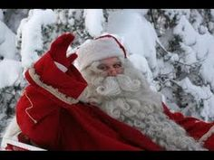 There's no place like Rovaniemi, the Official Hometown of Santa Claus, for genuine Christmas experiences. See here for some Rovaniemi Christmas magic. Christmas Medley, Merry Christmas Santa, Magical Christmas, Father Christmas, Christmas Music, Christmas Movies, Christmas Holidays, White Christmas, Christmas China