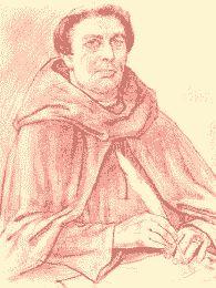 """Walafrid Strabo- 1)  WALAFRID STRABON: Walafrid (ou Walahfrid) Strabon ou Strabus (c'est à dire """"LE LOUCHE"""") dit parfois en français GAUFROY LE LOUCHE, est un religieux Franc d'origine Souabe (Bavière) de la 1° moitié du IX°s, né en 808 ou 809, mort le 18 aout 849, vers l'âge de 40 ans, noyé dans la Loire."""