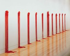 Meridian Lines 16 February – 18 May 2014 An exhibition of contemporary New Zealand art from the Museum of New Zealand Te Papa Tongarewa China Art Museum, Meridian Lines, Red Mask, New Zealand Art, Sculpture Art, Contemporary Art, Gallery, Artwork, King