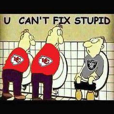 U cant fix stupid