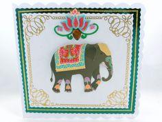 Elefantkarte.
