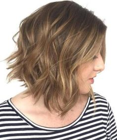 awesome 20 Messy Bob Hairstyles