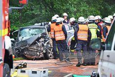 FOTOSTRECKE - Bielefeld: (5) Verkehrsunfall auf der Osningstraße
