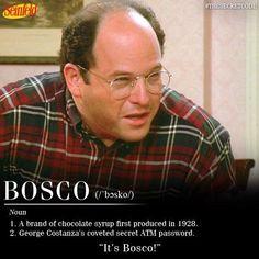 Bosco Seinfeld