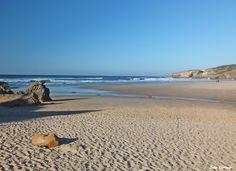 Beach of Monte Clérigo - Aljezur, Algarve