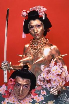 Yasumasa Morimura, Mother 1991 photo via Audrey Francis