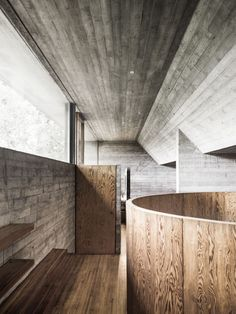 House Van Wassenhove by Juliaan Lampens offers architecture and design lovers the chance to stay in a brutalist house with striking raw concrete details. Contemporary Home Decor, Contemporary Architecture, Interior Architecture, Interior Design, Museum Architecture, 1960s Interior, Decoration, Villa, House Design