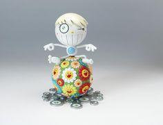 takashi murakami sculpture - Google Search