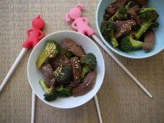 Beef and Broccoli Stir Fry Recipe | Epicurious.com