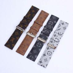 Louis Vuitton ルイヴィトン アップルウォッチ バンド ベルト 交換 Apple Watch Series対応 革 Apple Watch ベルト, Louis Vuitton Collection, Belt, Personalized Items, Watches, Womens Fashion, Accessories, Belts, Waist Belts