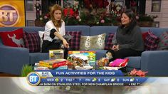 Holiday activities for the family, indoors & out
