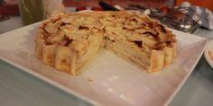 tarte cremosa de maçã