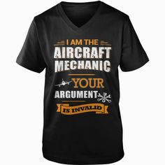 #Aircraft Mechanic Your Argument, Order HERE ==> https://www.sunfrog.com/Jobs/113782560-424444172.html?6432, Please tag & share with your friends who would love it , #superbowl #christmasgifts #jeepsafari