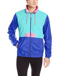 Columbia Men's Flashback Collared Jacket