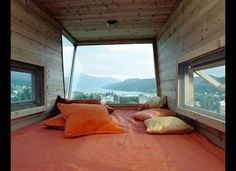 Can't beat waking up to this view! (Via @Stylist Magazine  http://www.stylelist.com/2012/01/13/design-inspiration-restful-bedrooms_n_1204341.html#s608813)