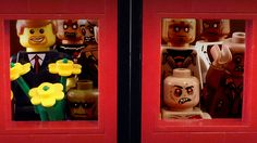 The proposal for a Shaun of the Dead LEGO set just received 10,000 votes, the prerequisite for consideration by the fine folks at LEGO.