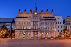 """Rathaus"", Hanseatic City of Rostock"