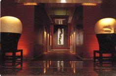 Corridor to lift lobby_decorative item