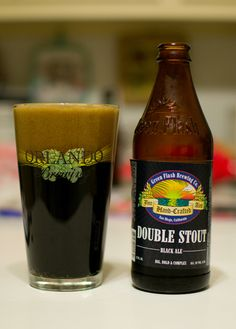 Green Flash // Double Stout // 8/10