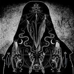 "Hexis/This gift Is A Curse 7"" #split #album #coverart"