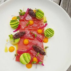"By @oli_harding ""Tuna, mango, avocado and olive..."" #instafood #instagramanet #instatag #food #foodporn #foodie #foodgasm #foodpics #foodpic #foodstagram #foods #foodphotography #foodies #foodlover #foodforthought #foodisfuel #foodblogger #foodcoma #foodgram #fooddiary #foodblog #foodlovers #foodart #foodspotting #foodshare #foodlove #yum #hungry #eat #foodartchefs"