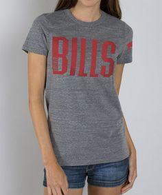 Another great find on #zulily! Buffalo Bills Tee - Women #zulilyfinds