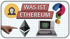 Ethereum einfach erklärt in nur 10 Minuten! Alles über die Bitcoin Konkurrenz – Was ist es? Ethereum ist eine Blockchain platform die von vielen neuen Cripto geschäften genutzt wird. Ethereum hat einen grossen Einfluss auf dem Markt gewonnen und kann nicht mehr aus dem KryptoMarkt weggedenkt werden. Ethereum Preis Index Blockchain, Finance, Simple