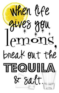 Another use for lemons! :)