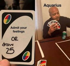 The Funniest Memes That Describe What It's Like To Be An Aquarius in 2020 Aquarius Funny, Astrology Aquarius, Aquarius Quotes, Zodiac Signs Aquarius, Zodiac Star Signs, Aquarius Facts, Horoscope Signs, My Zodiac Sign, Horoscope Funny