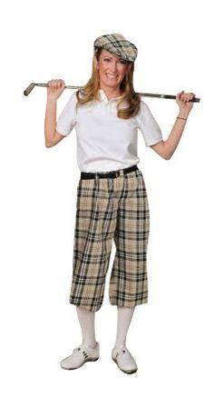 Girls Golf, Ladies Golf, Women Golf, Golf Attire, Golf Outfit, Golf Knickers, Golf Fashion, Womens Fashion, Golf R