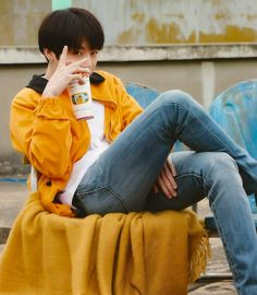 Taehyung is just a simple boy who meets a boy with a strong personali… #fanfiction #Fanfiction #amreading #books #wattpad Boys Who, My Boys, Foto Jungkook, Fan Fiction, Mom Jeans, Rain Jacket, Windbreaker, Army, Wattpad