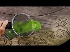 Super Kale Smoothie Recipe - From Mariano's - YouTube