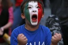 Italy played Spain on July 1, 2012, for the Euro 2012 soccer championship!!! FORZA ITALIA!!!!