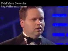 Paul Potts Audition and final