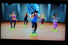 Zumba Incredible Results - My Own Balance