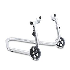 Motorcycle Rear Paddock Stand ConStands Unico Stainless Steel Aprilia RSV 1000 R (Mille)