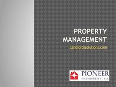 Property management landlords  http://www.landlordssolutions.com Property Management Company in Baltimore, Maryland - Landlordssolutions.com We are the premier Maryland property management company. We offer residential property management services in Baltimore, Maryland, MD.