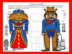 Early Finishers - Create a Nutcracker.Great for the holidays when you need a fill in activity. Doodle a Nutcracker Art Sub Plans, Art Lesson Plans, Art Lessons For Kids, Art Lessons Elementary, Middle School Art Projects, Early Finishers Activities, Art Worksheets, Easy Art Projects, Learn Art