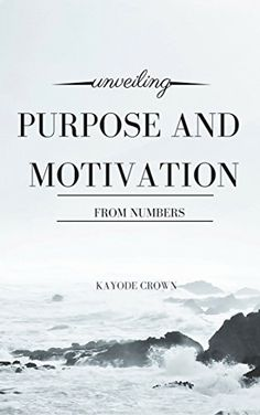 Unveiling Purpose and Motivation From Numbers (English Edition)